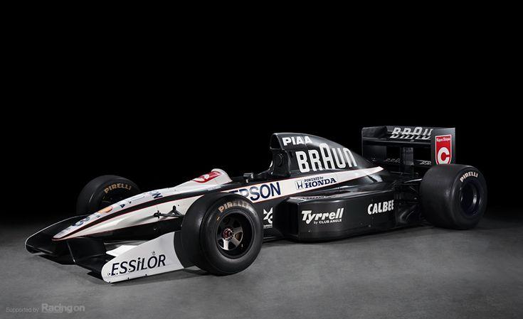 1991/Tyrrell Honda 020