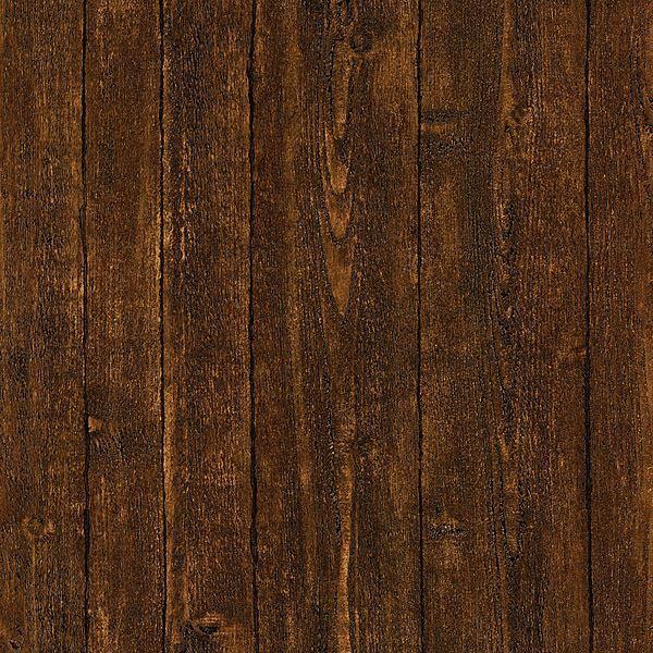 Timber Dark Brown Wood Panel Wallpaper In 2021 Rustic Wood Wallpaper Wood Wallpaper Vinyl Wall Panels