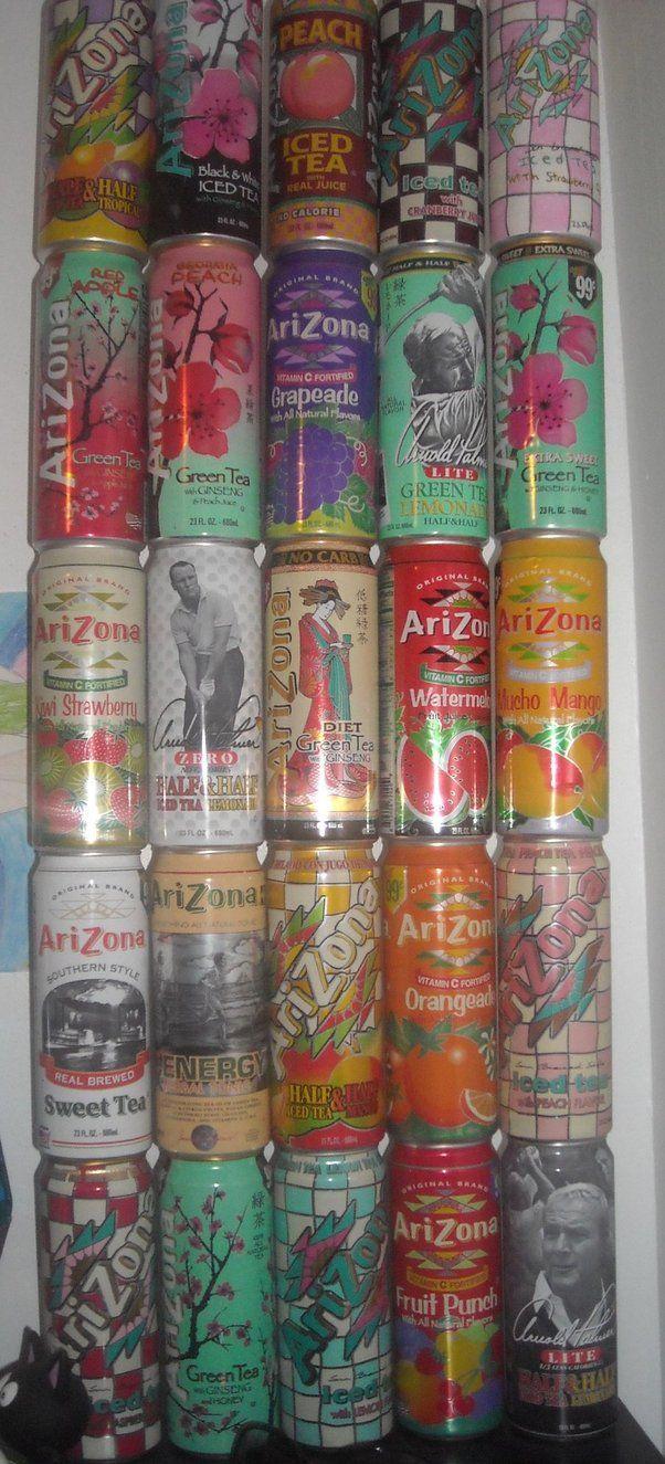 AriZona Tea. My Passion lol