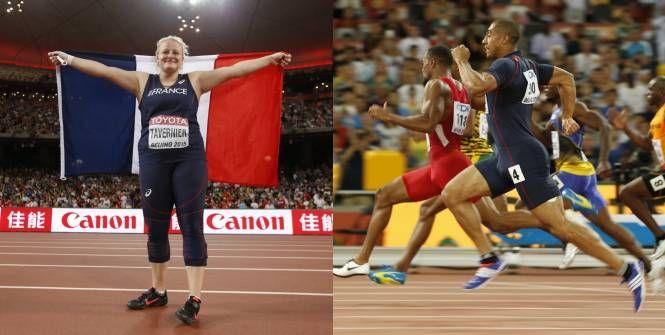 Athlé - FFA - Alexandra Tavernier et Jimmy Vicaut élus athlètes de l'année par les internautes Check more at http://info.webissimo.biz/athle-ffa-alexandra-tavernier-et-jimmy-vicaut-elus-athletes-de-lannee-par-les-internautes/