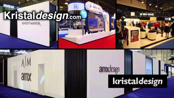 Creative Exhibition Stand Designers and Exhibition Stand Builders Voiceover by SteveHarrisMedia...
