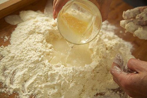 Aluat pentru plăcinte şi învîrtite - Paste făinoase şi produse de patiserie