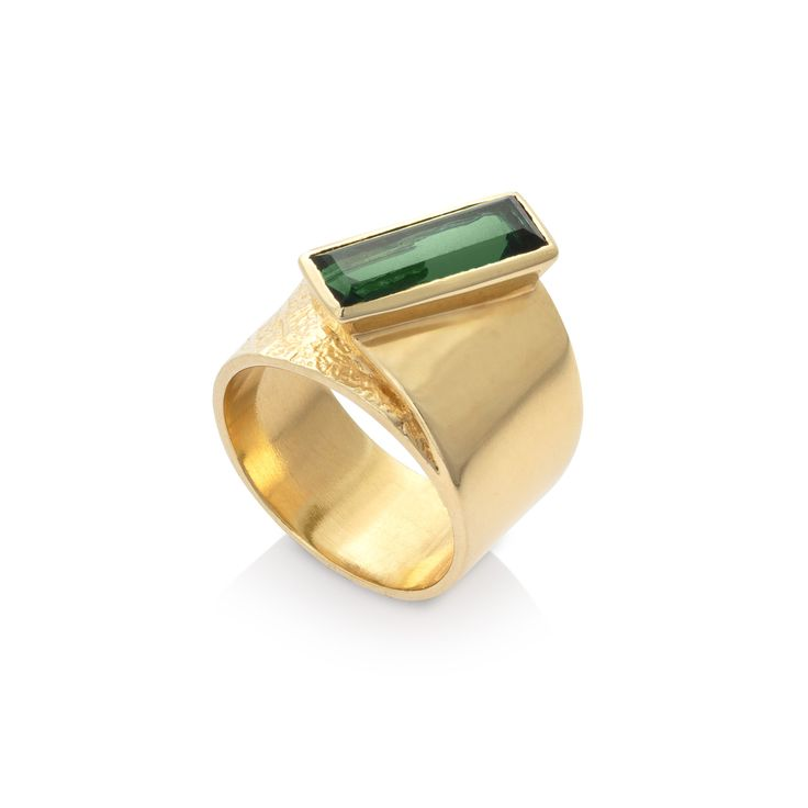Buy the Carmen Wrap Around Glass Stone Ring at Oliver Bonas. Enjoy free worldwide standard delivery for orders over £50.