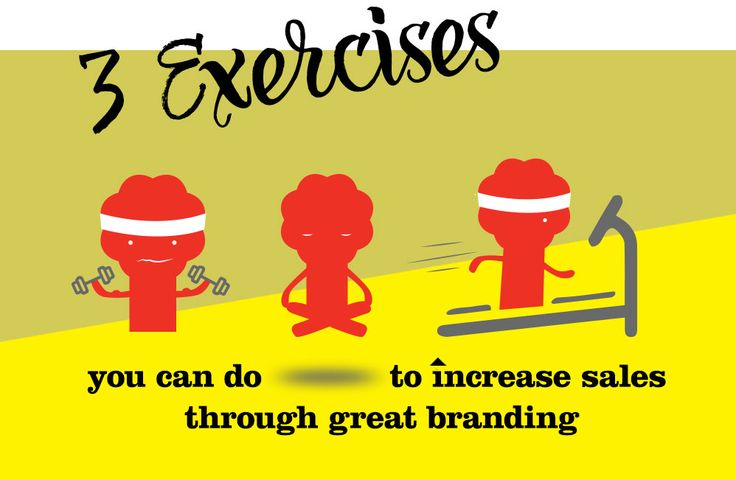 Increase sales through great branding- Spicy Broccoli blog post https://spicybroccoli.com/blog/3-exercises-you-can-do-to-build-value-for-your-brand/