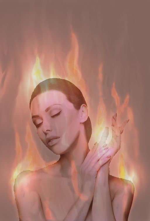 Photoshop Tutorial: How to Add Fire Effect to an Image