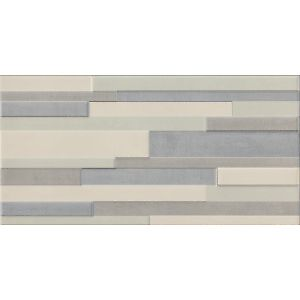 Piastrella Techno 20 X 40 grigio, beige Rivestimenti cucina