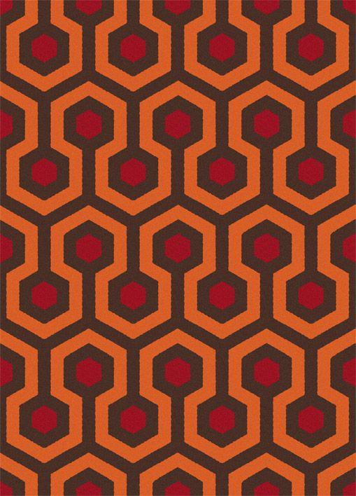 The Carpet from The Shining: Carpets Tile, The Shin Patterns, Naapi The Shin, Floors Patterns Shinee, Shinee Posters, Carpets Patterns, The Shinee Carpets, Shin Carpets, Graphics Patterns