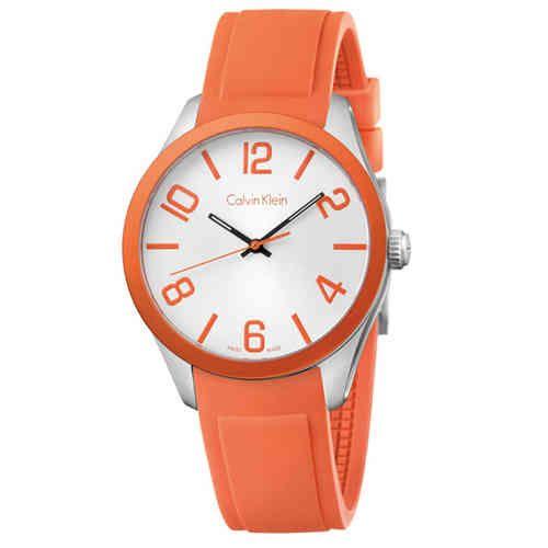 Relojes Calvin Klein unisex K5E51YY6. Ya puedes disfrutar de la Colección COLOR CK con un precio increíble. 119,00€ GASTOS DE ENVÍO INCLUIDOS.