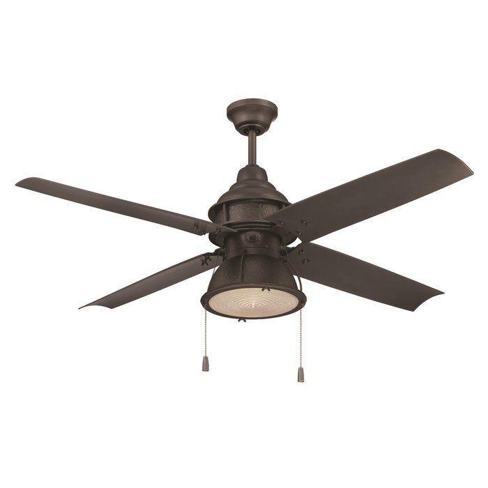 52 Martika 4 Blade Ceiling Fan Light Kit Included Ventilateur