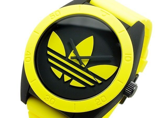 yellow adidas logo - photo #11