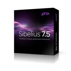 Sibelius 7.5 - Academic with 36 GB Sibelius Sounds library | softplanetgroup