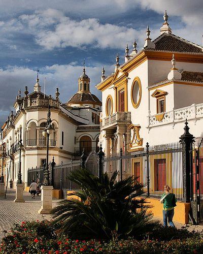 La Maestranza in Seville, Spain