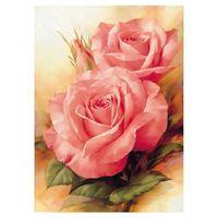 Цветущие Розы Алмазный Мозаика Вышивка 5D Цветок Вышивки Крестом Кристалл Незавершенного Декоративные DIY Алмаз Живопись Рукоделие