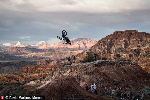 Red Bull Rampage 2014: La competición más 'bestia' sobre bicicletas de montaña | TodoMountainBike
