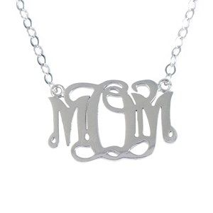 Make your mom feel special with this peculiarly MOM designed necklace this Mother's Day. You can never pay back to your mother for what all she does but this sweet little gesture of yours will be enough to make her realize how much you adore her.  Hurry and order now before it's too late !