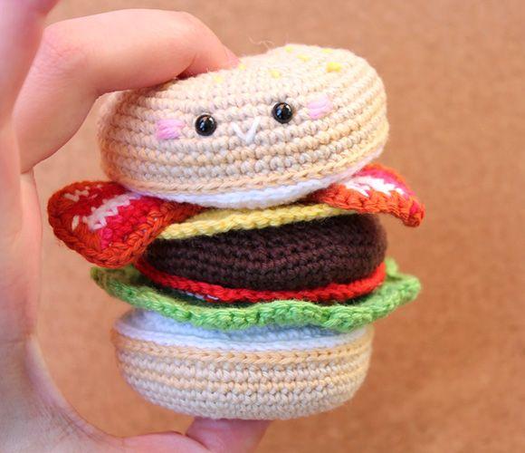 Free Amigurumi Food Patterns : Images about crochet on pinterest amigurumi