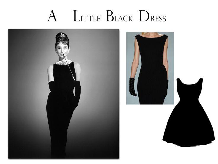 79 best The Little Black Dress images on Pinterest | Black, High ...