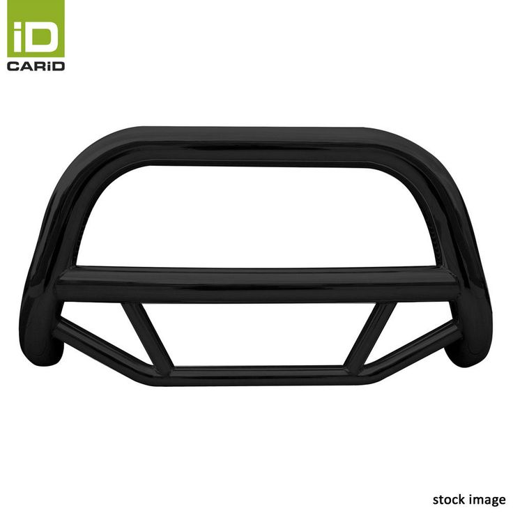 Max Black Bull Bar By Black Horse Fits Toyota Tacoma 2005