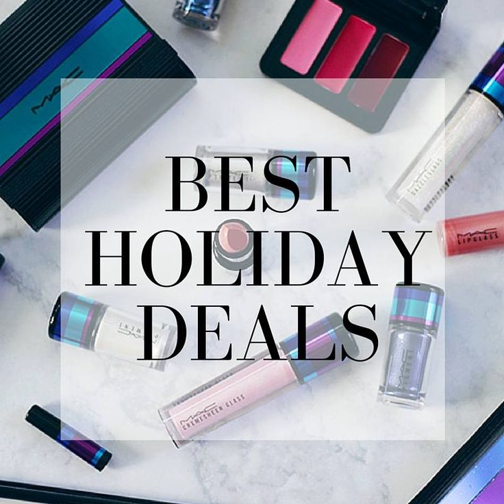 BEST HOLIDAY DEALS HAPPENING NOW | Makeup Life and Love