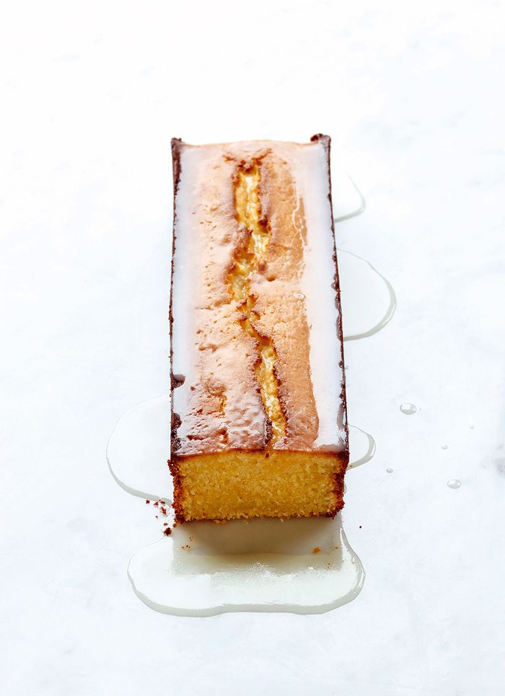 James Martin's lemon cake recipe, taken from his <i>Sweet</i> cookbook, is perfect for afternoon tea with a proper cup of tea.