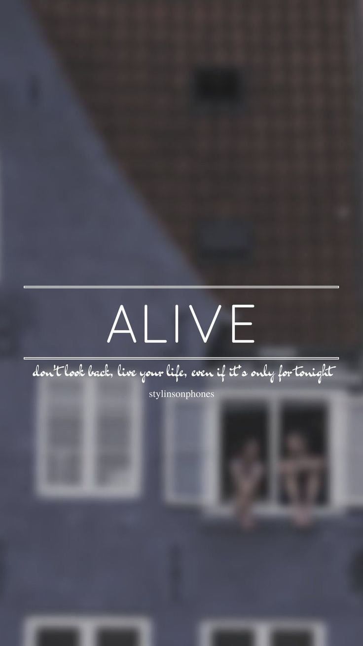 One Direction - Alive - Directlyrics