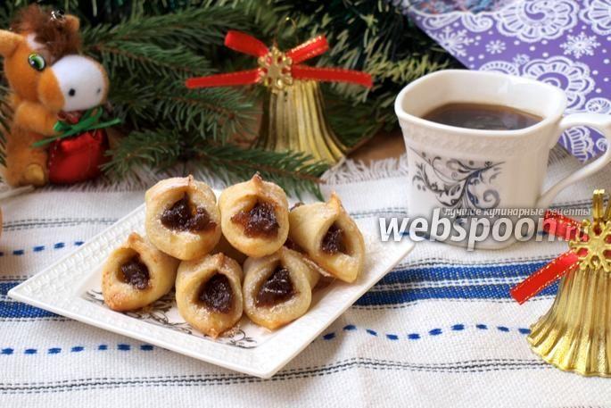 Фото Польское печенье Kolaczki