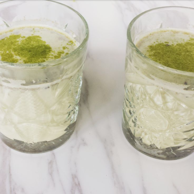 Pumpkin Spice Latte: Move over! MatCHAI Latte is new favourite drink for fall. Here's my recipe. Let me know what you think! #matcha #latte #pumpkinspice #recipe #fall #autumn