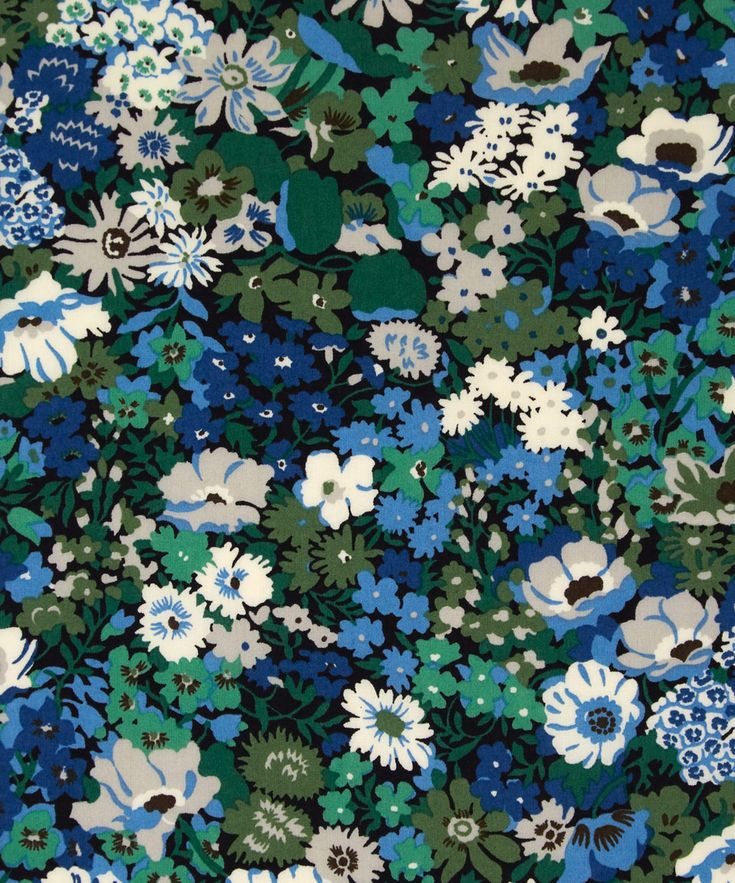 Liberty Art Fabrics Thorpe Tana Lawn Cotton | Fabric | Liberty.co.uk