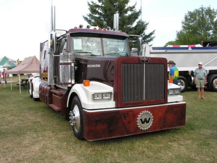 western star trucks | Western Star Truck Photos ~ Pictures of Western Star Trucks, Camions ...