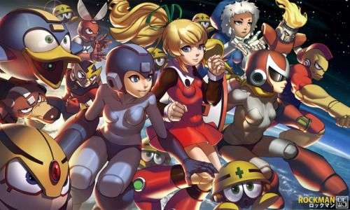 Mega (wo)Man Y ( if you know what i mean): Megagirl, Games Awesome, Concept Art, Videos Games, Character Concept, Megaman, Mega Man, Mega Girls, Awesome Art
