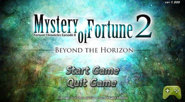 Mystery of Fortune 2 es un juego de rol (RPG) de combates por turnos, donde ademas podrás explorar cientos de mazmorras y lugares misteriosos, con una vista isométrica y gráficos retro nos recuerda esos clásicos de antaño de Final Fantasy, un vídeo juego para los verdaderos fans del role-playing game.  Esta App es la octava escena de las escenas del chronicle de la fortuna. Esta es la continuación oficial de SRPG Mystery of Fortune 2014, investigue las prisiones con su propia fuerza armada…
