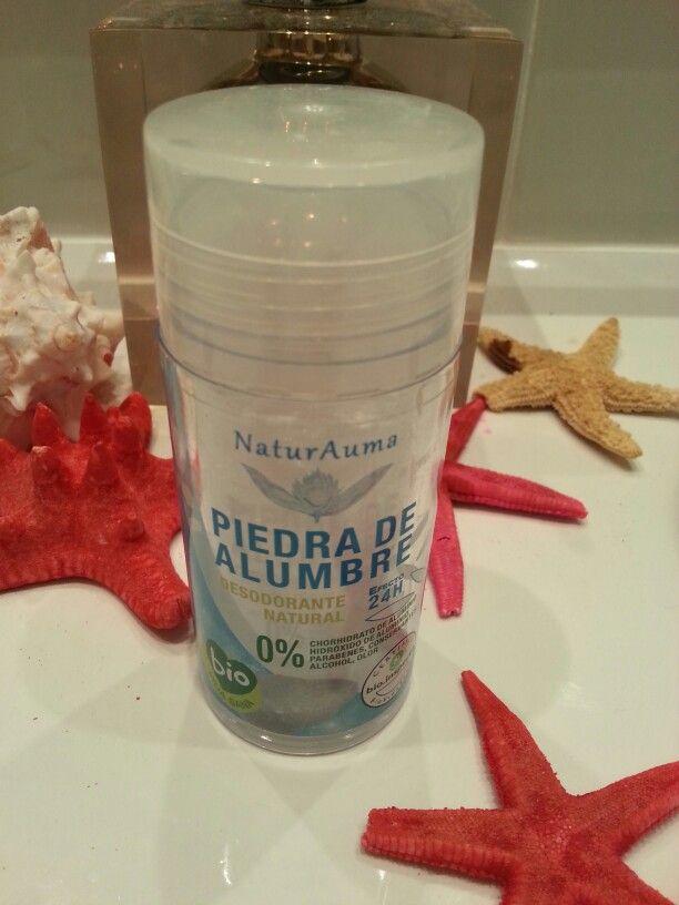 ¡¡¡¡¡El mejor desodorante de piedra de alumbre!!!!!