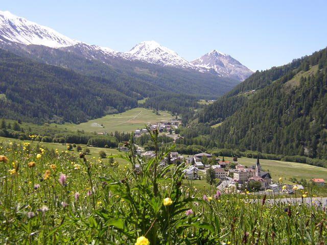 #Svizzera - #Santa Maria im Mustertal