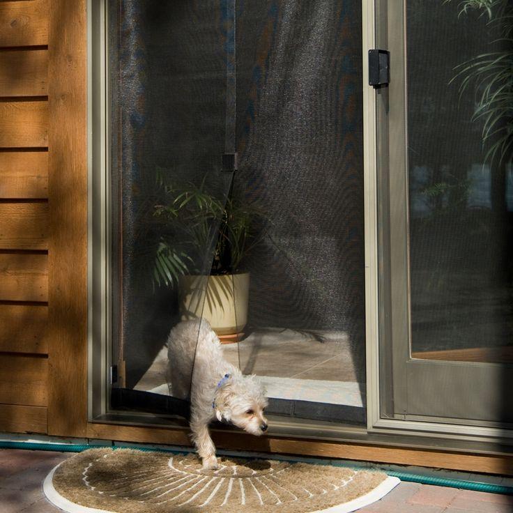 Portable Screen Door For Cats
