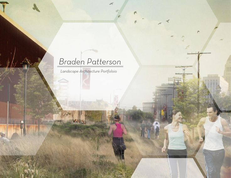 Landscape Architecture Portfolio /// Braden Patterson  This is a sample of my work in the field of Landscape Architecture.