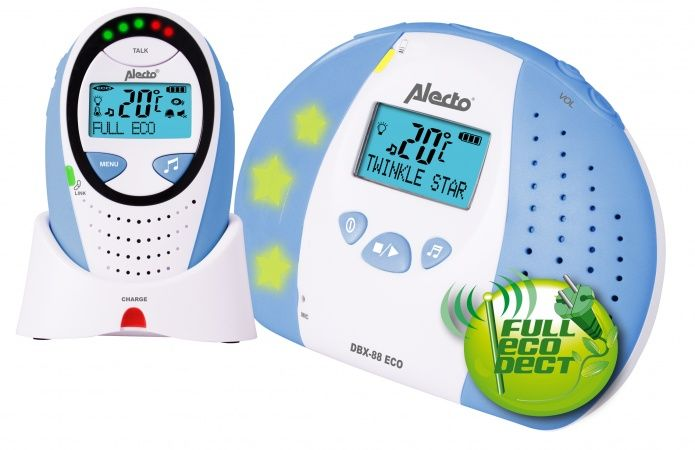Alecto DBX-88 Dect Eco Babyfoon