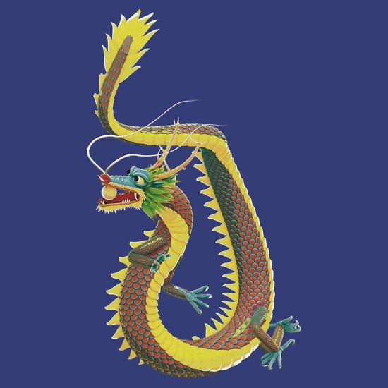 Twisting Dragon