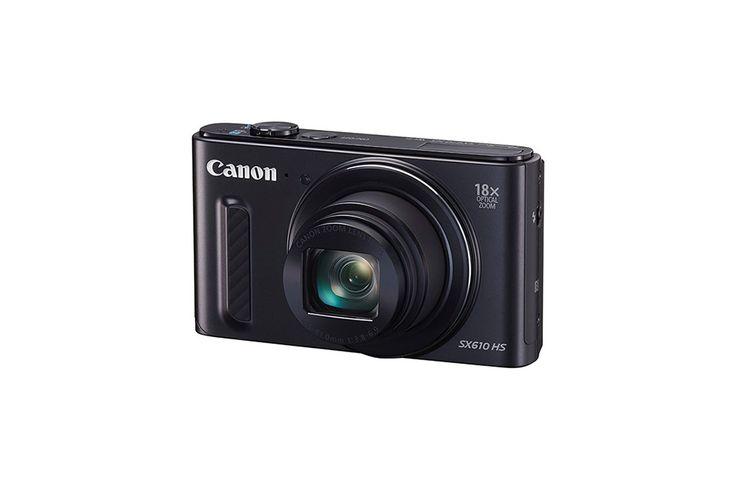 Win a Canon Powershot camera worth R2500