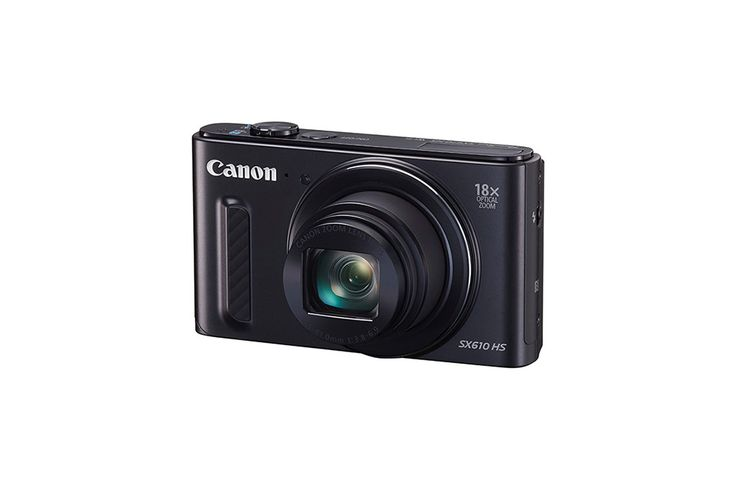 Win a Canon Powershot camera worth R2500