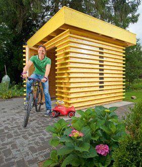 Oltre 25 fantastiche idee su casetta in giardino su for Quanto costruire una casetta