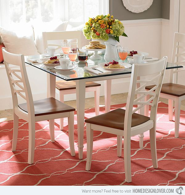 Image Result For Square Dining Table