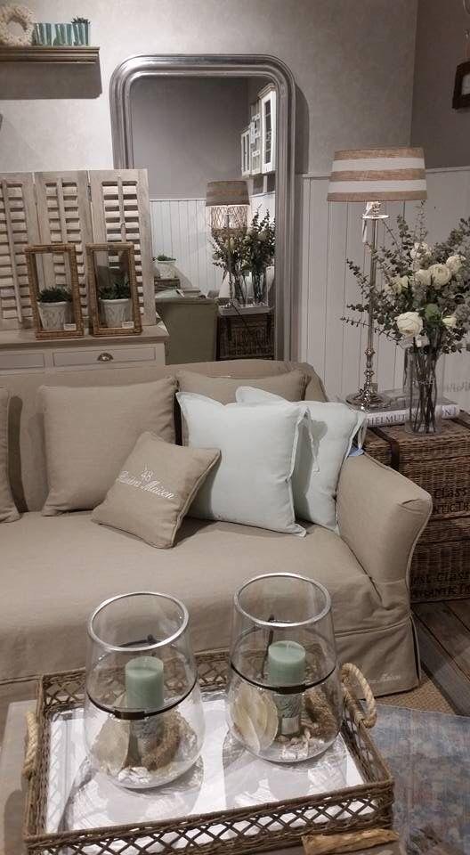 220 besten riviera maison bilder auf pinterest strandh user wohnideen und sch ner wohnen. Black Bedroom Furniture Sets. Home Design Ideas