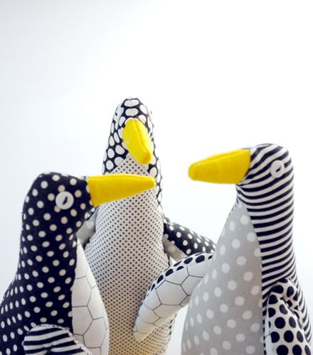 DIY The Purl Bee Penguin!