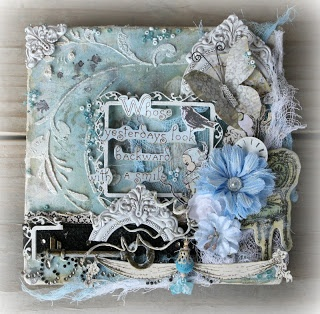 82 best images about canvas on pinterest shabby chic for Mixed media canvas art ideas