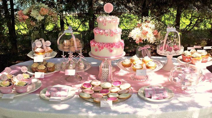 Como presentar un buffet libre italiano en fiesta al aire for Decoracion para mesa dulce