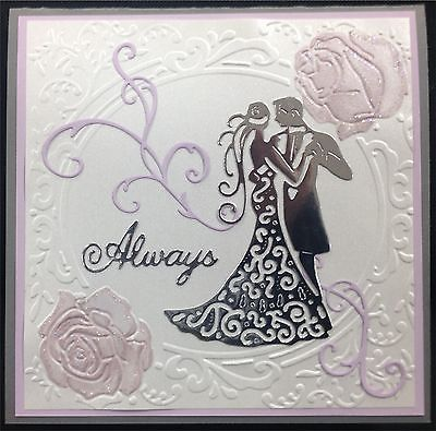 Intricate-Wedding-Formal-Lace-Dance-die-cut-COUPLE-Diecut-by-Tattered-Lace