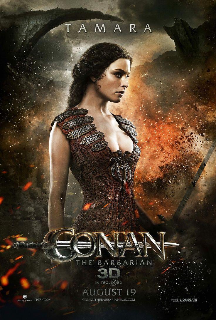 Conan The Barbarian (2014) • Rachel Nichols