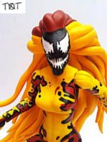 Scream symbiote V2 (Marvel Legends) Custom Action Figure