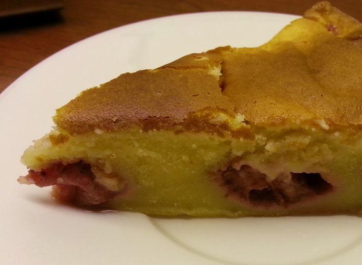 Blondie kookt: Gecondenseerde melktaart met aardbeien