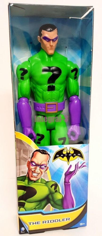 Dc Comics Batman The Riddler 12